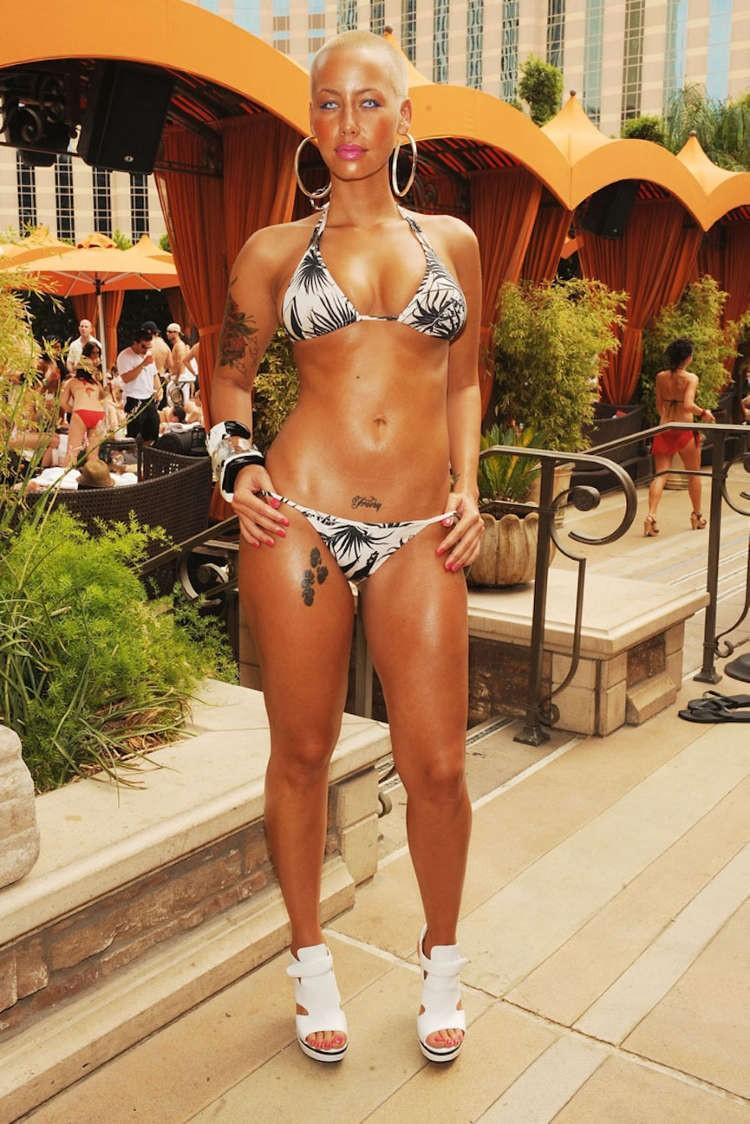 Amber Rose Weight Loss | www.galleryhip.com - The Hippest Pics
